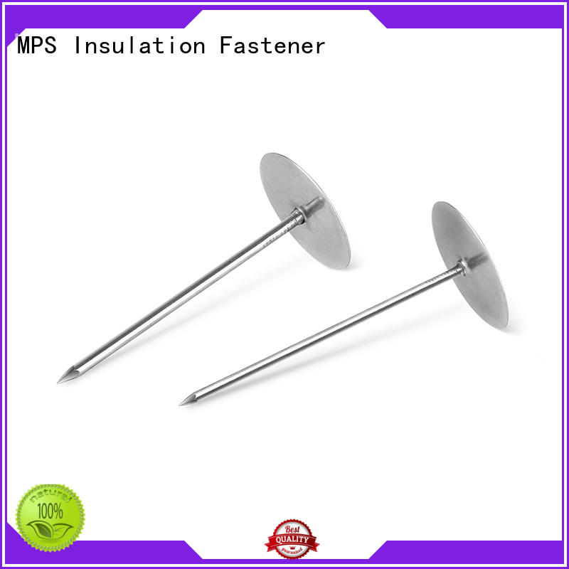 MPS insulation stick pins personalized for fixation