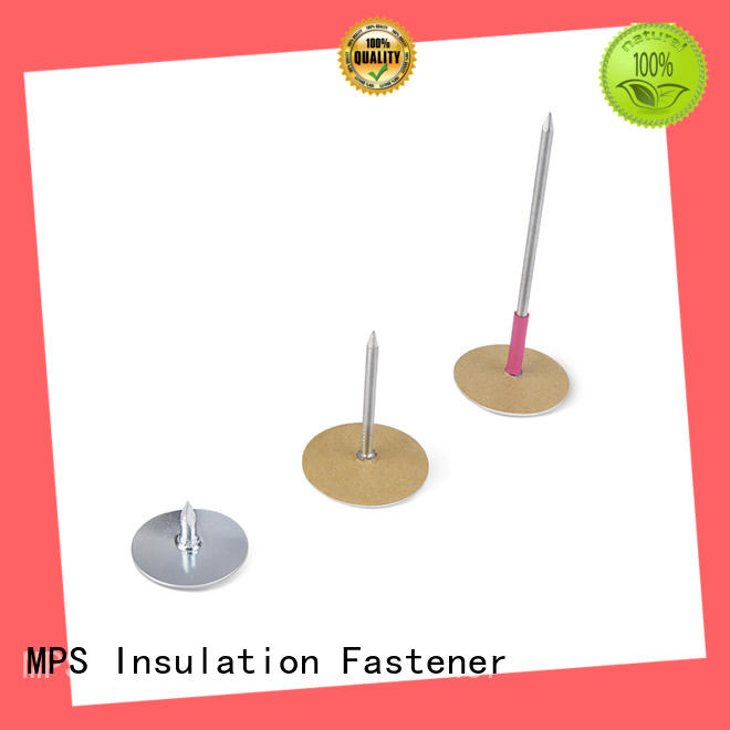 MPS weld self adhesive stick pins factory price for boards