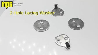 Hole Lacing Washer