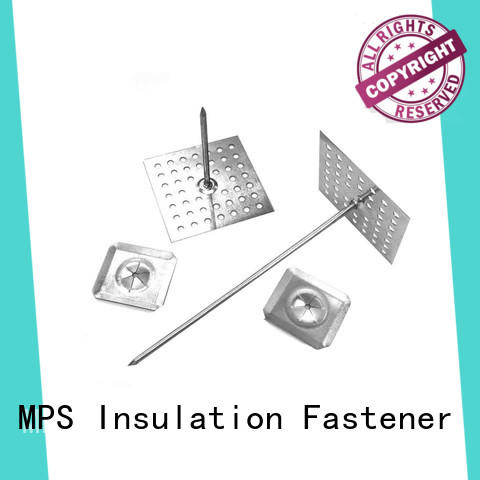 MPS perforated rigid foil faced insulation board for business for fixation