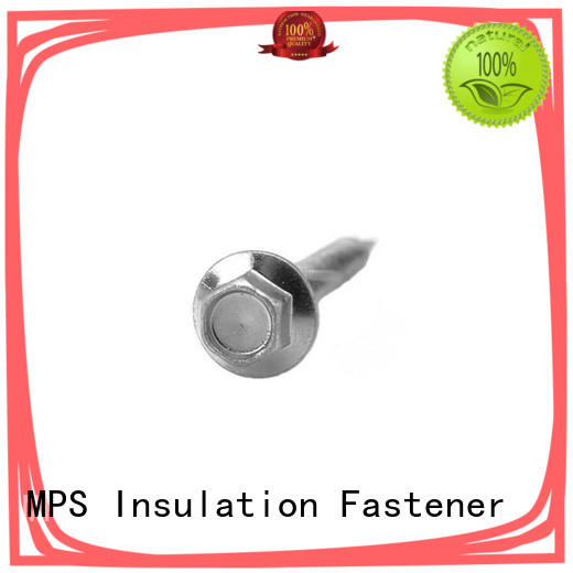 MPS sturdy rigid insulation screws customized for construction