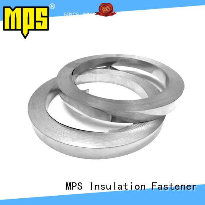 MPS Best pipe insulation accessories factory for industry