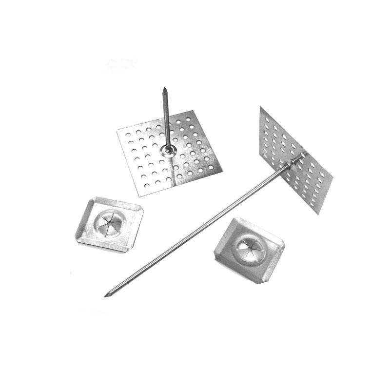 Perforated Base Pins