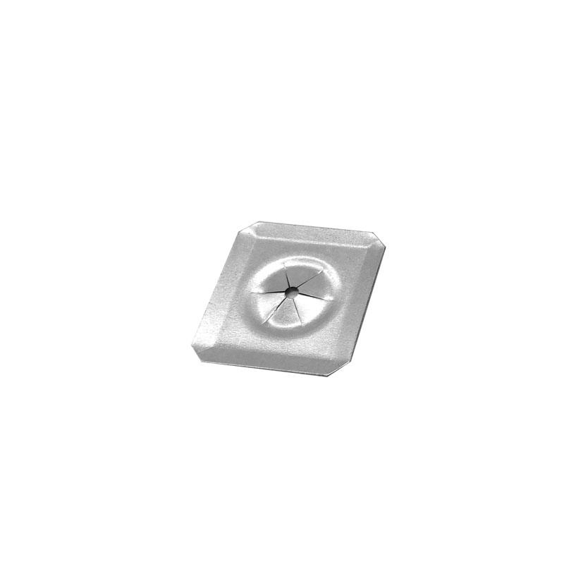 China insulation pins Square Self Locking Washers -MPS
