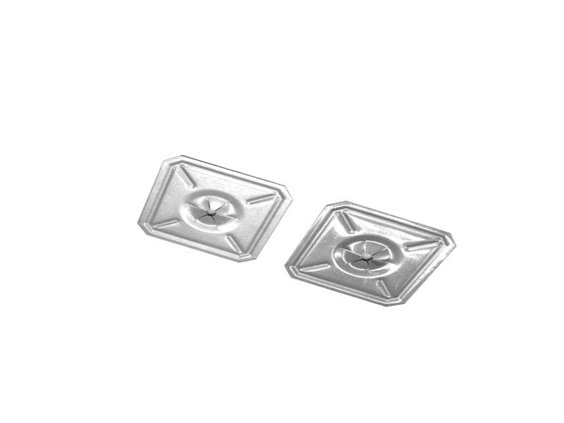 Square Self Locking Washers