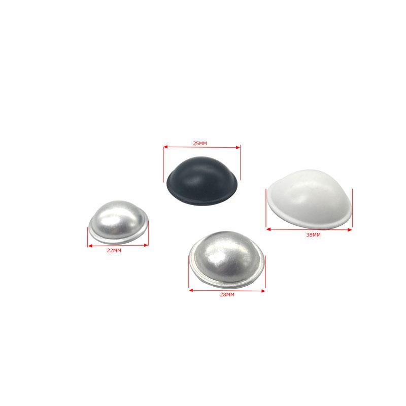 Dome Caps Washers