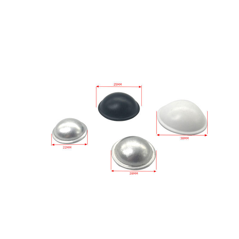 Dome Caps Washers