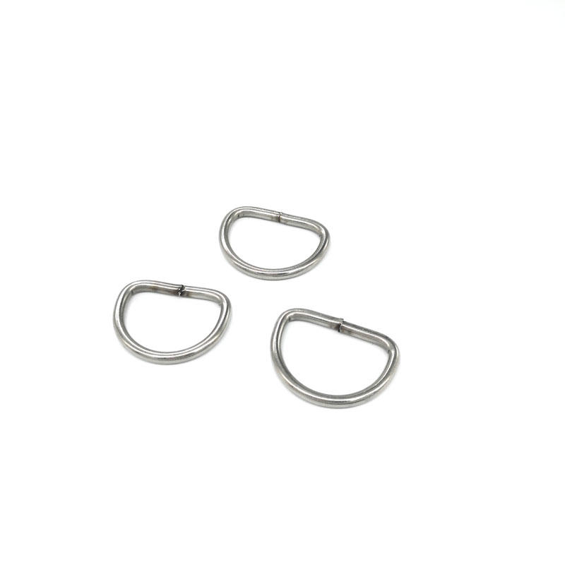 Best Stainless Steel D Rings Factory Price-MPS
