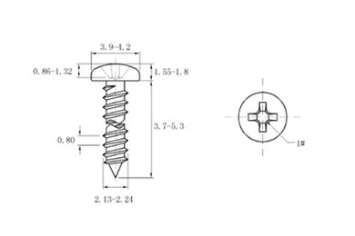 product-Self-Tapping Screws(Pan Head)-MPS-img