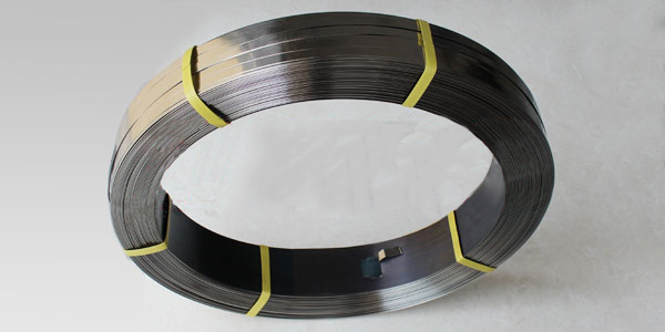 Oscillating Wound Stainless Steel Banding