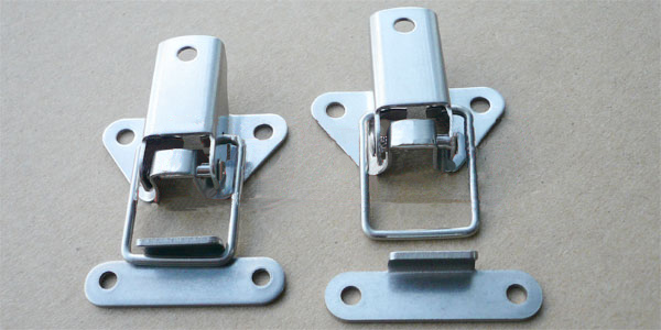 MPS banding wing seal from China for blankets-insulation pins,insulation fastener,insulation hangers