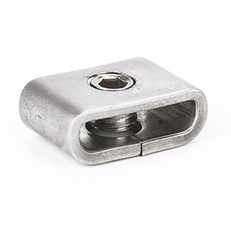 STAINLESS STEEL SCREW BUCKLES