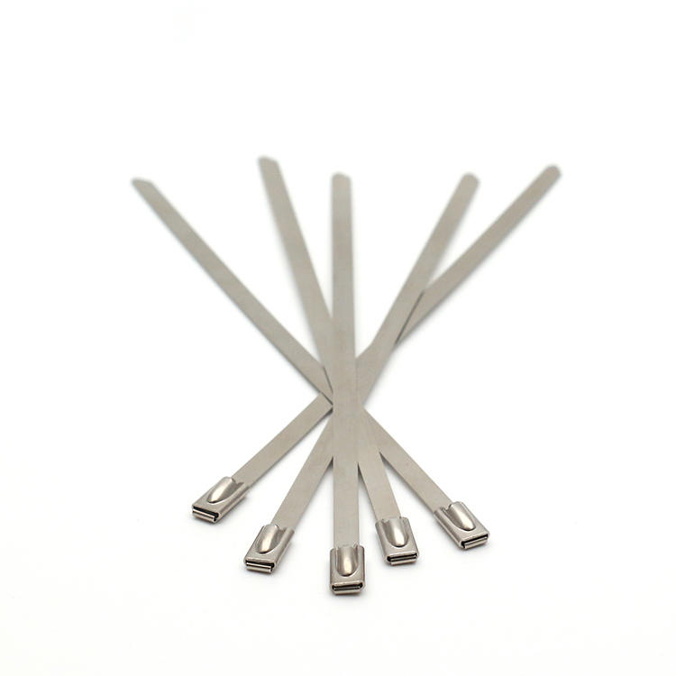 STAINLESS STEEL self-loking cable ties