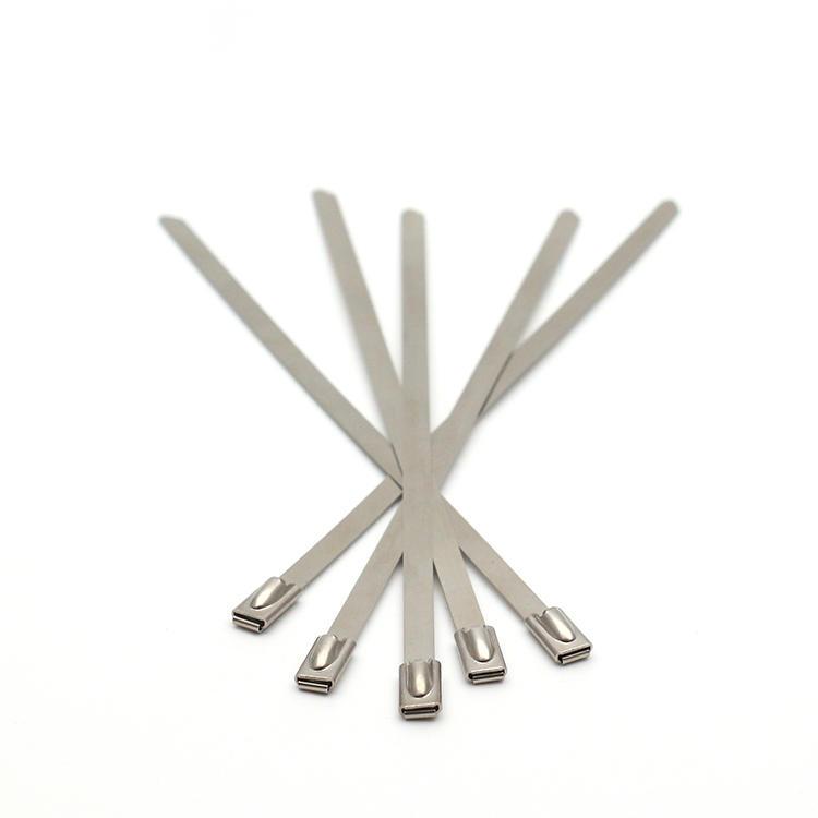STAINLESS STEEL self-loking cable ties