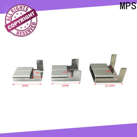 MPS stainless steel wing seal for business for powerplant