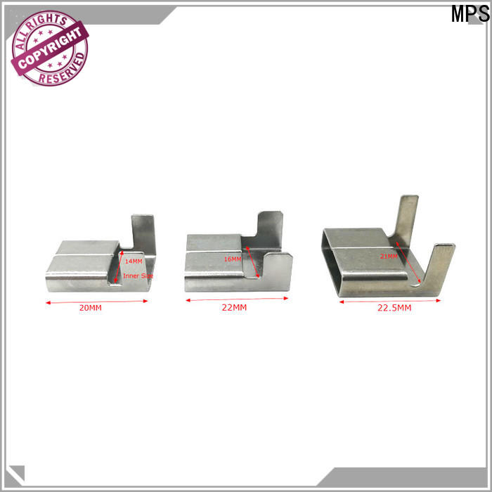 MPS stainless steel tooth buckles Suppliers for powerplant
