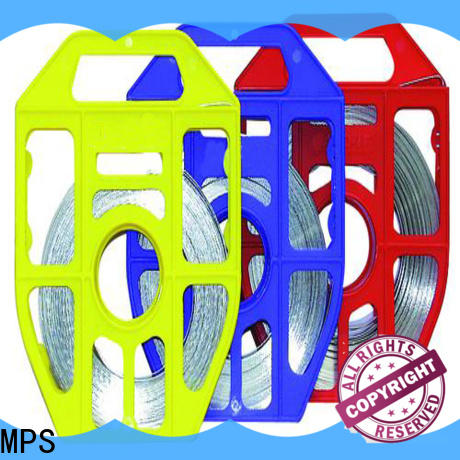 MPS knitted stainless steel tooth buckles for business for marine