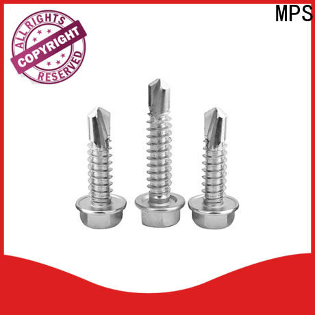 MPS stable nylon screw rivets factory for industrial
