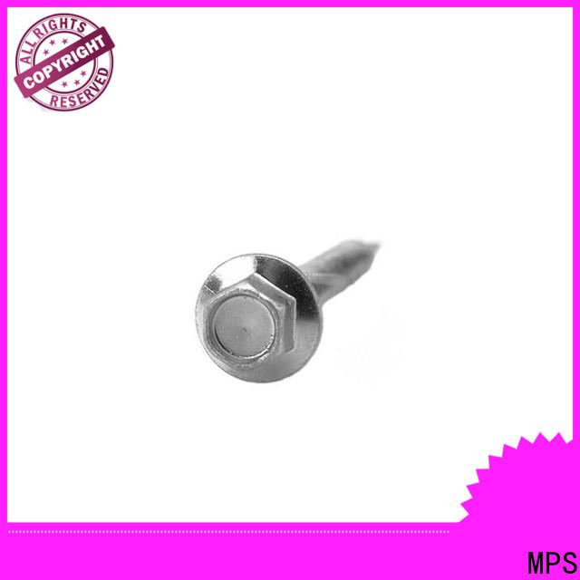 MPS list of nuts and bolts factory for household