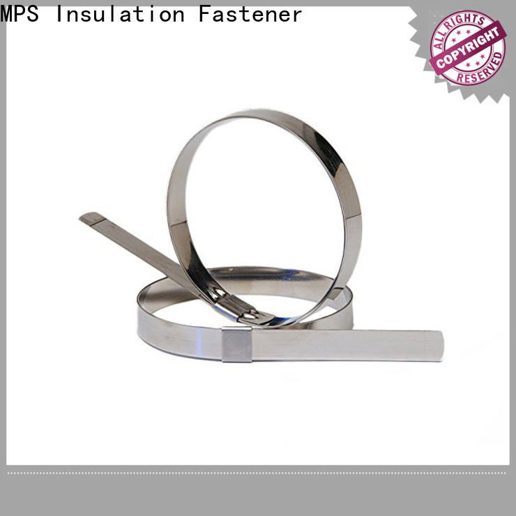 MPS Latest stainless steel wing seal for business for blankets