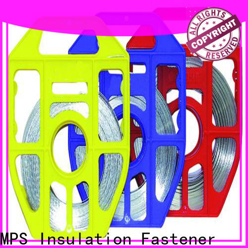 MPS stainless steel wing seal Supply for blankets