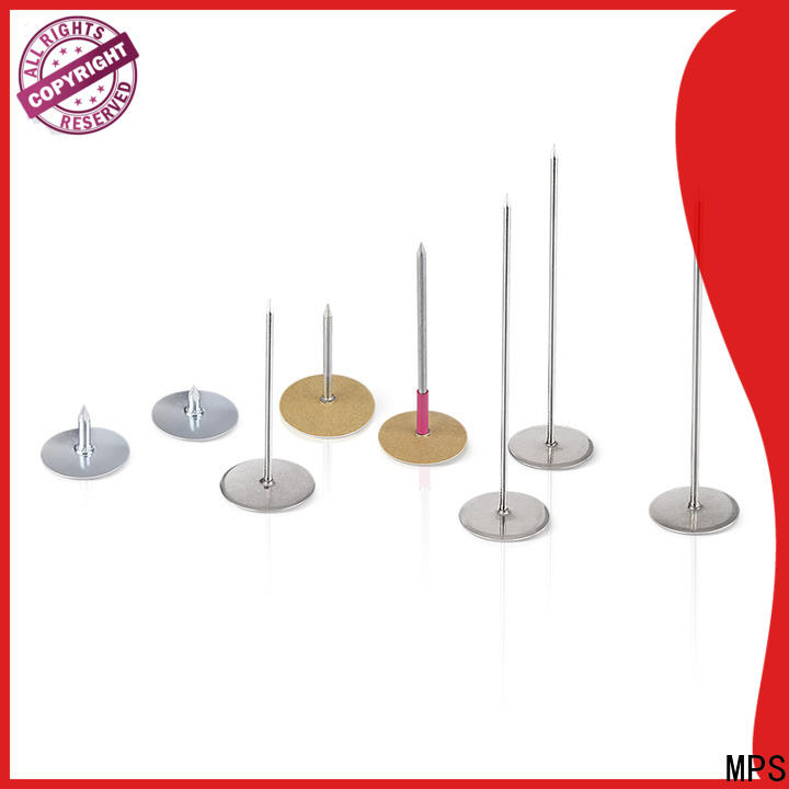 MPS New acoustical insulation impaling clips Suppliers for boards