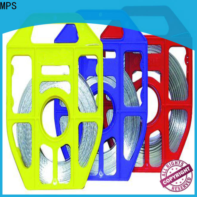 MPS lacing wing seal clips company for blankets