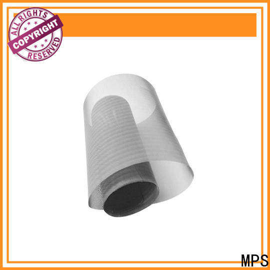 MPS high tenacity silver insulation material Suppliers for fabrication