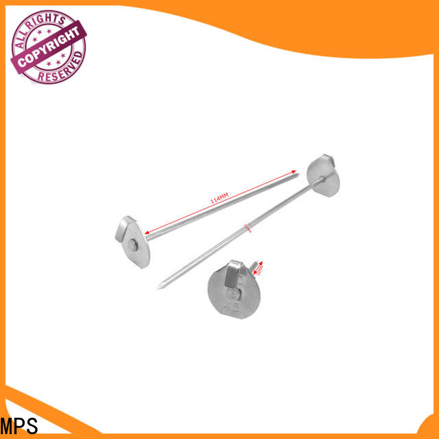 MPS Wholesale insulation board fixings plastic company for fixation