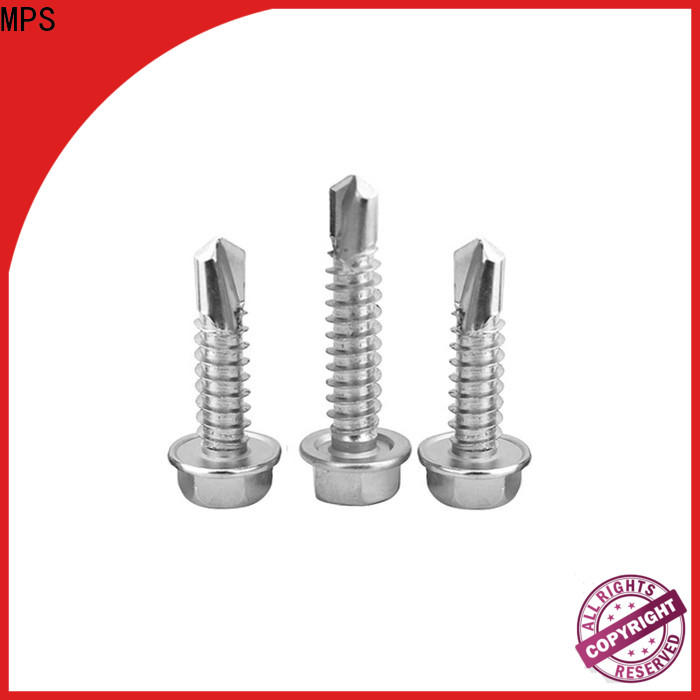 MPS High-quality stainless steel self tapping screws for business for household