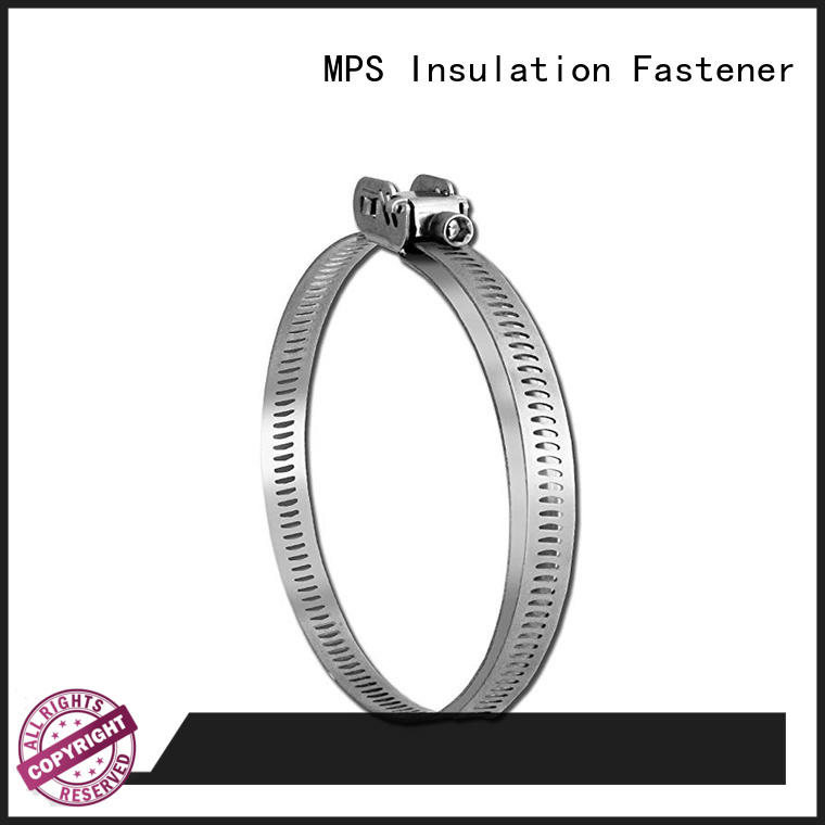 MPS knitted pipe insulation accessories company for powerplant