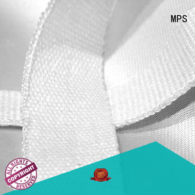 MPS insulation fabric personalized for pipe