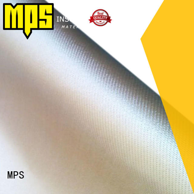 MPS industrial insulation supply manufacturer for pipe