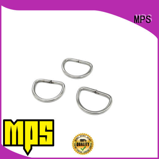 MPS banding stainless steel tooth buckles insulation for powerplant