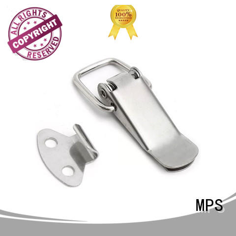 MPS annealed stainless steel tooth buckles personalized for industry