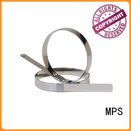 MPS High-quality wing seal clips Suppliers for powerplant