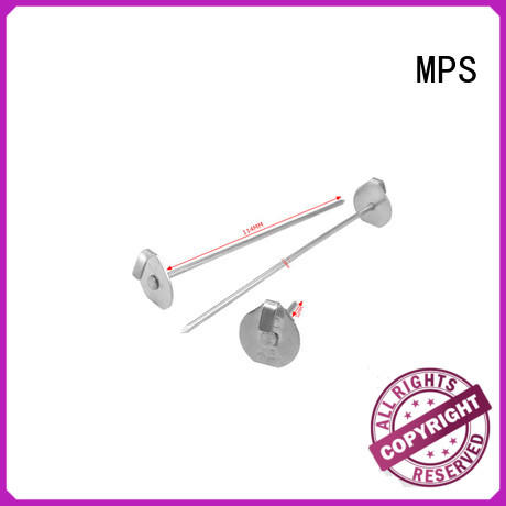 MPS New insulation fasteners company for fixation