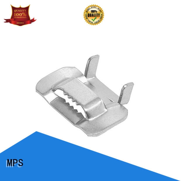 banding stainless steel tooth buckles custom-made for marine