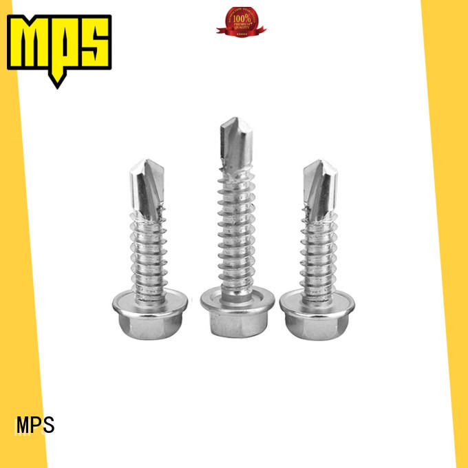 MPS efficient insulation board screws customized for household