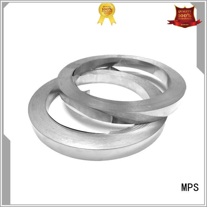 MPS insulation stainless steel spring design for blankets