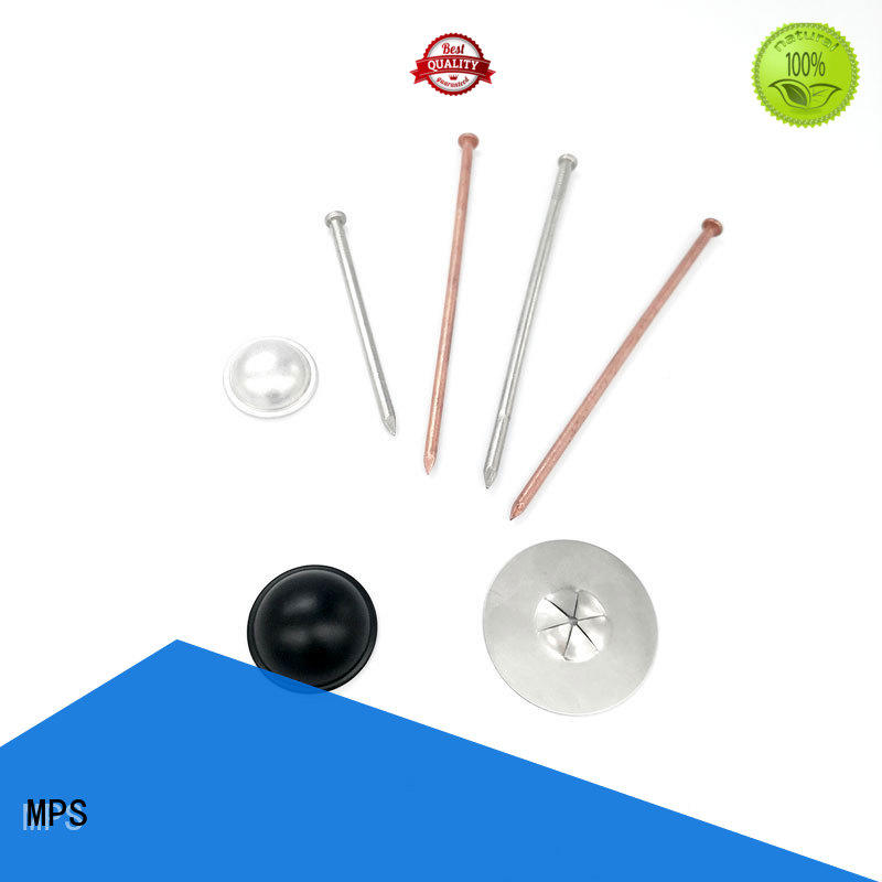 Latest insulation stick pins with washer Supply for blankets