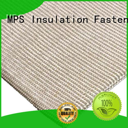 MPS texturized amorphous silica fabrics manufacturer for tube