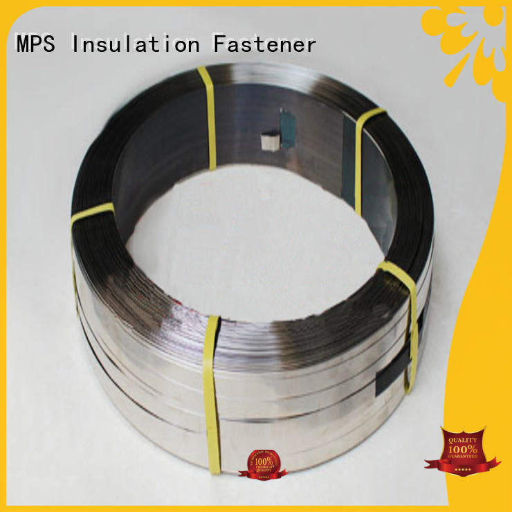 MPS wing seal clips manufacturers for marine