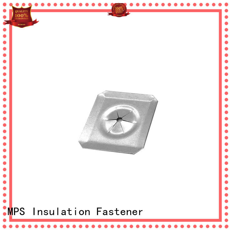 self locking insulation fixing washer polycap for fixation MPS