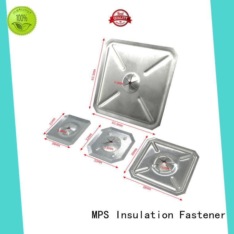 MPS weld pin personalized for household