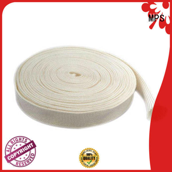 MPS industrial amorphous silica fabrics manufacturer for hoses