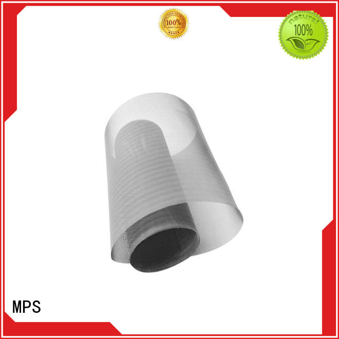 MPS tie stainless steel wing seal personalized for powerplant