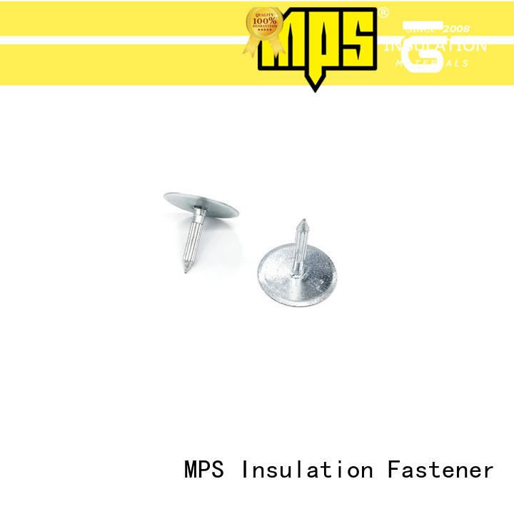 MPS mild steel insulation products personalized for boards