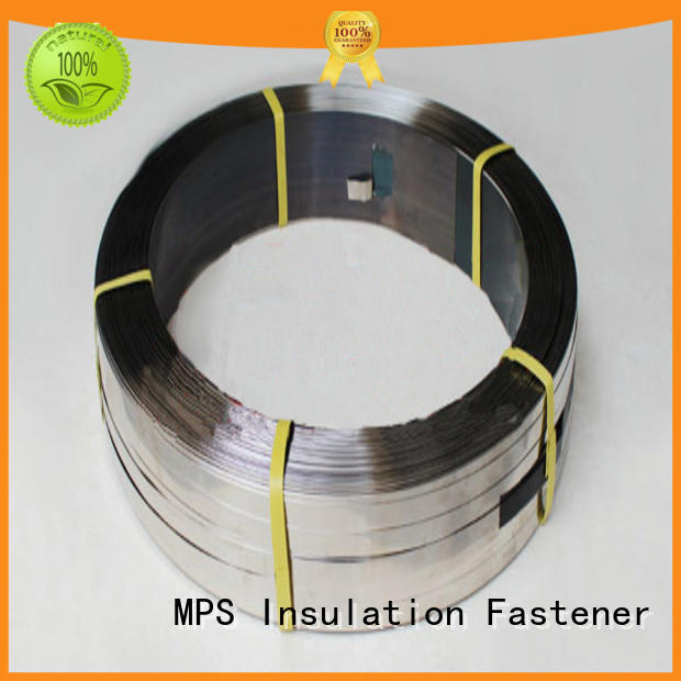 MPS knitted stainless steel wire series for industry