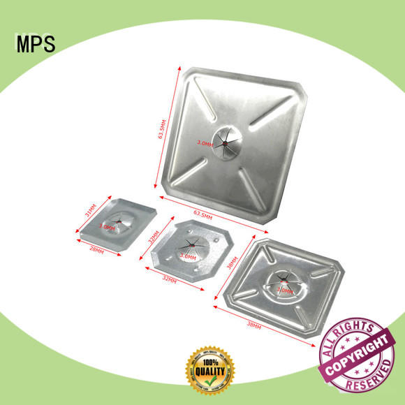 MPS mild steel insulation pins personalized for boards